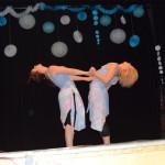 Scénický tanec