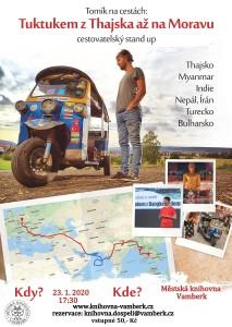 tuktuk - leden 2020