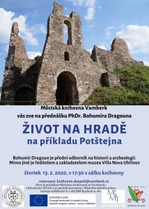 život na hradě_13.2.2020