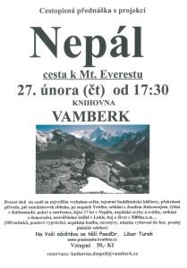 nepál 27.2.
