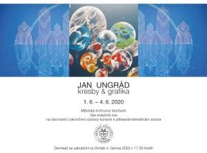 pozvánka Ungrád_dernisáž